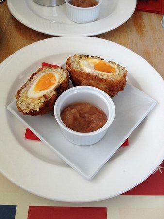 Jolly Jacks : Best Scotch Egg ever!