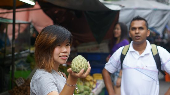 "Taste of Thailand Food Tours: Food tour near river and the ""Village of Love"""