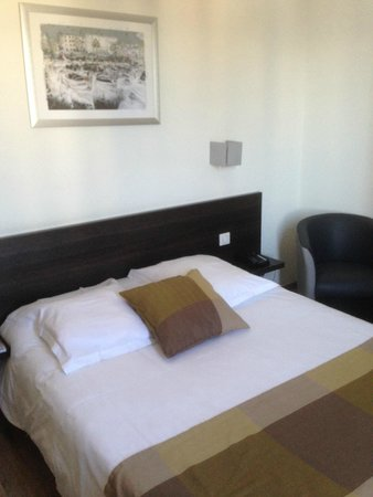 Hotel San Carlu Citadelle : Lit double
