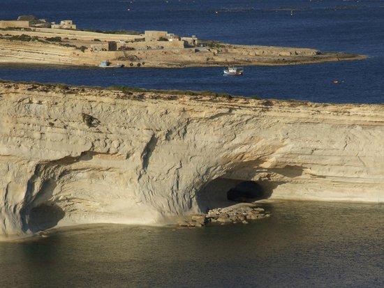 Marsaxlokk, Malta: Xrobb L-ghagin Delimara