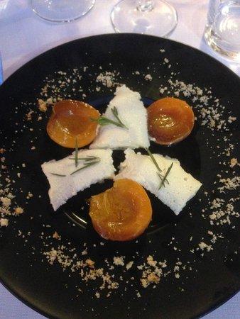 Hotel San Carlu Citadelle: Dessert demi-pension