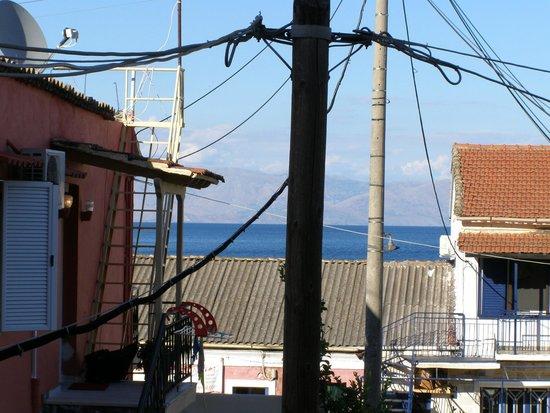 Hotel Avra: The view