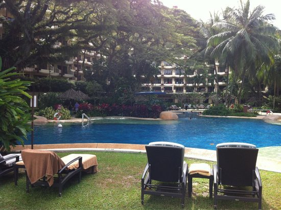 Shangri-La's Rasa Sayang Resort & Spa : Cosy