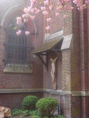 Poortackere Monasterium Hotel: Внутренний двор