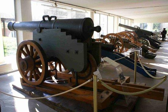 Musee de L'Artillerie