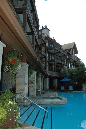 Hotel Quintessence : Swimming pool