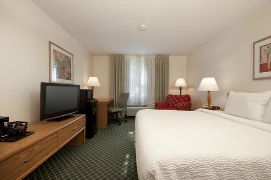 Fairfield Inn St. Louis Fairview Heights: Standard King