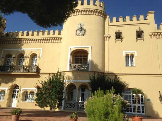 Barcelo Montecastillo Golf : Hotel