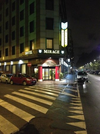 BEST WESTERN Hotel Mirage: Bom e em conta