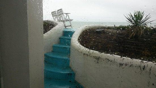 Hôtel Punta Lara : vue mer de la chambre