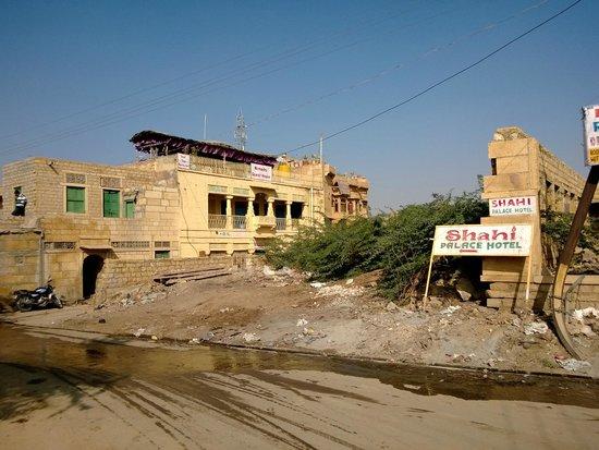 Hotel Shahi Palace : Hotel neighbourhood