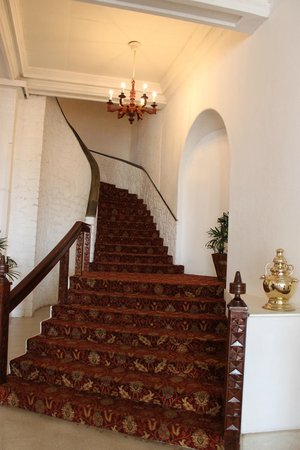 Galle Face Hotel Colombo: stairs