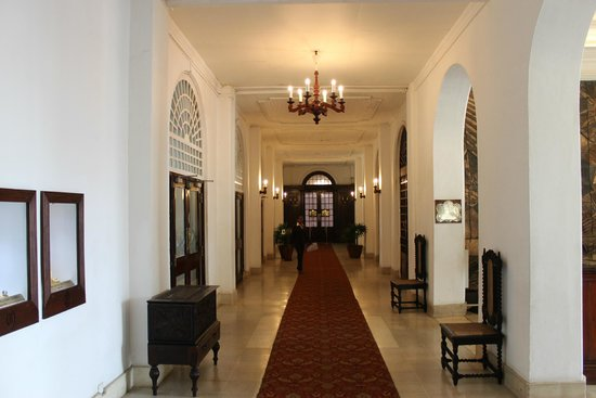 Galle Face Hotel Colombo: passage