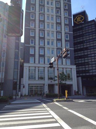 Hotel Monterey Akasaka : 外観