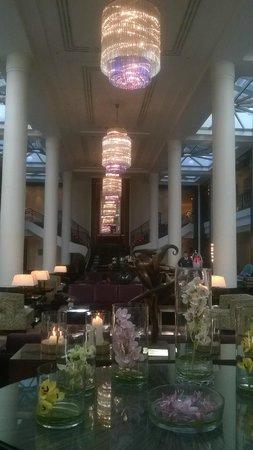 Corinthia Hotel St. Petersburg: в холле