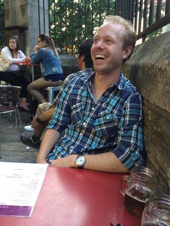 Cafe Brood: Robert from Berlin