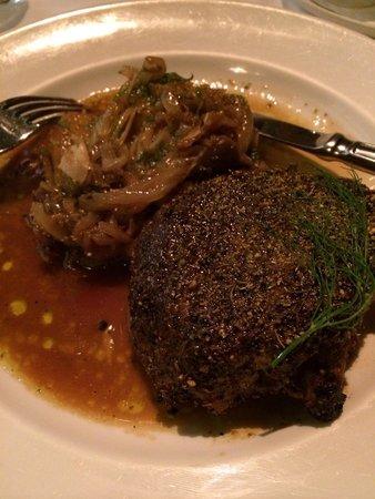Osteria Mozza : Iberia pork chop