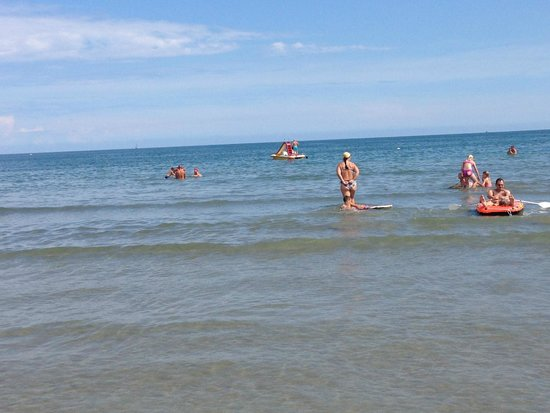 Camping Village Marina di Venezia: strand