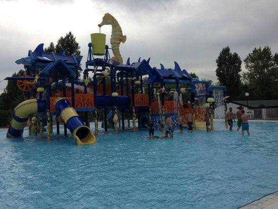 Camping Village Marina Di Venezia: Wasserspiele