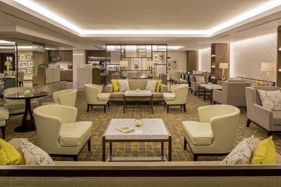 Grosvenor House, A JW Marriott Hotel: Executive Lounge