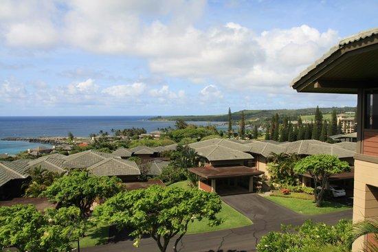 Kapalua Resort : View from Ridge Villa