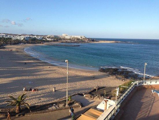 Be Live Experience Lanzarote Beach: las vistas des de la propia habitación