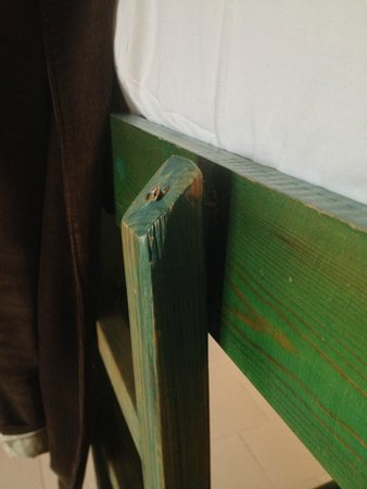 Houda Golf and Beach Club: poor maintenance