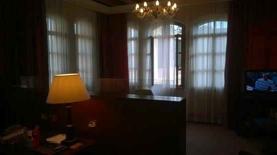 Hilton Molino Stucky Venice Hotel: номер