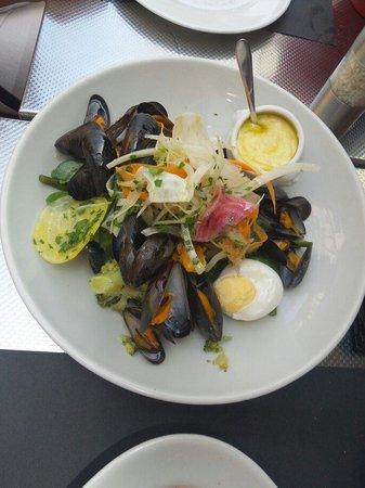 Café Llorca : Aioli maison juste parfaite!