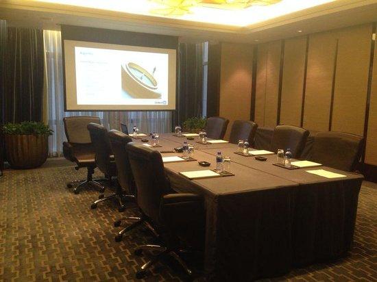 Four Seasons Hotel Beijing: Meeting room!