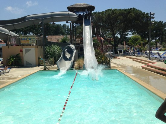 Camping le Vieux Port: Swimming