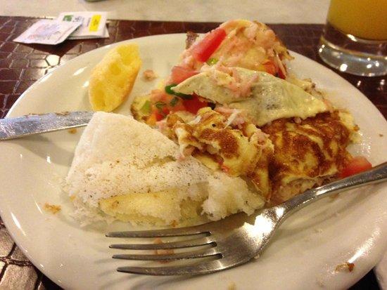 Vila Galé Eco Resort de Angra: Café da manhã