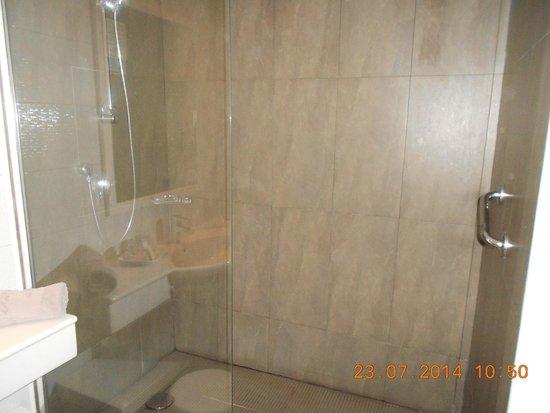 Djerba Plaza Hotel & Spa : Salle de bains