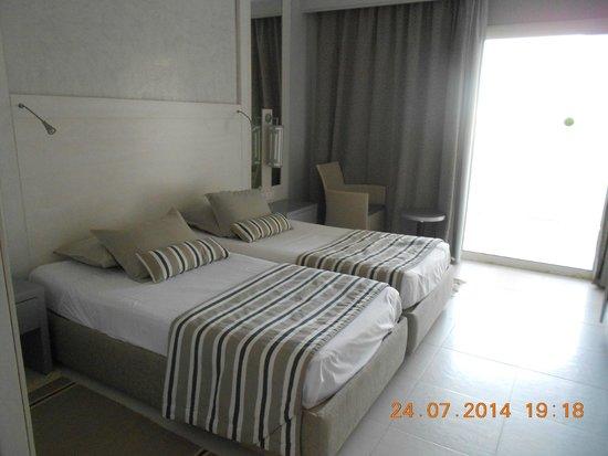 Djerba Plaza Hotel & Spa : Chambre Deluxe