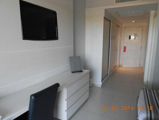 Djerba Plaza Hotel & Spa: Chambre Deluxe