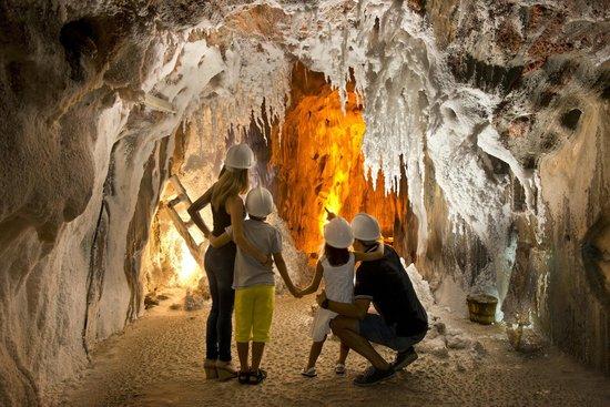 El Parque Cultural de la Montaña de Sal
