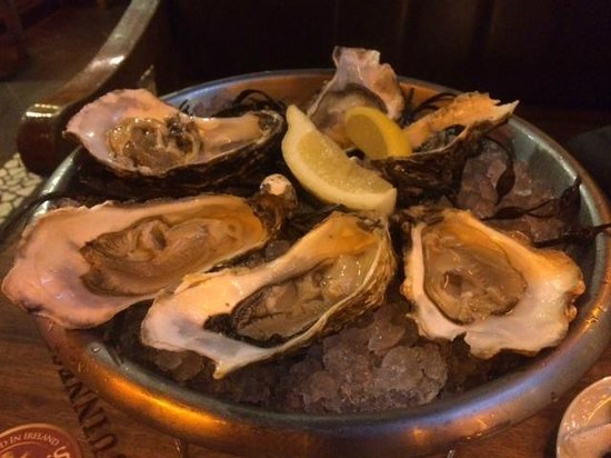 Oliver Saint John Gogarty: Oysters