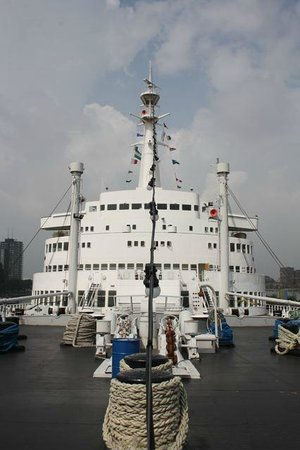 SS Rotterdam: gewoon mooi