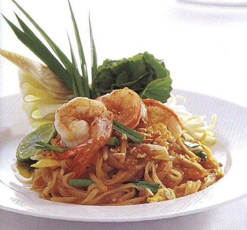 Thai Spice: Shrimp Pad Thai