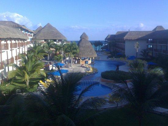 The Reef Coco Beach: panoramica piscina