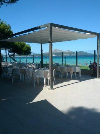 IBEROSTAR Playa de Muro Village: здесь проходит завтрак