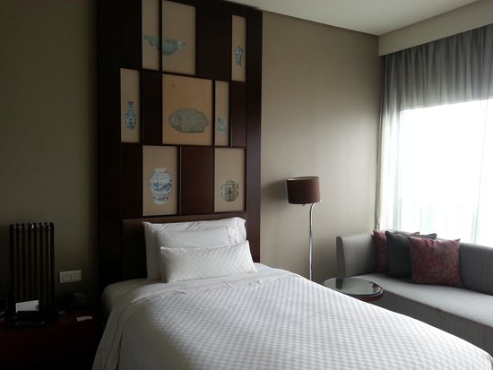The Westin Beijing Chaoyang: Room Twin bed configuration