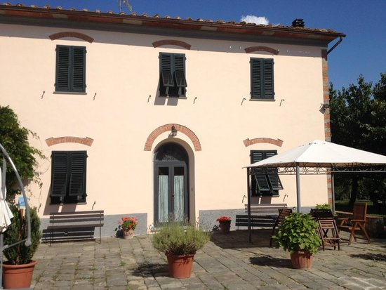 Pianeta Benessere: View from the Garden
