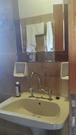 Votsalakia Hotel: bathroom