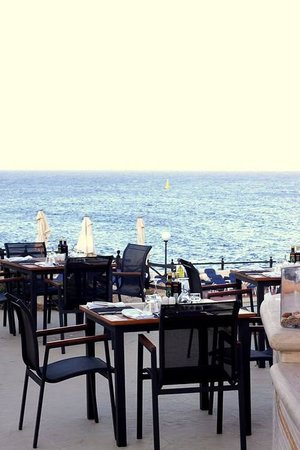 Radisson Blu Resort, Malta St Julian's: The Edge restaurant