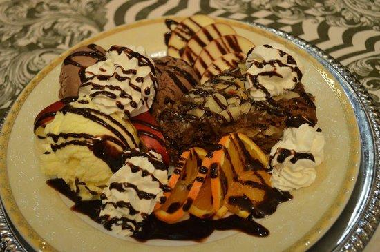 The Imperator: delicious cake !