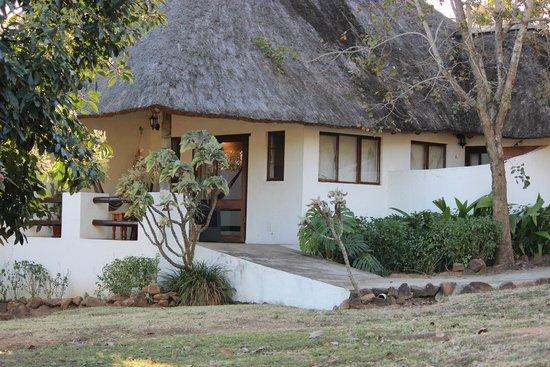 Rissington Inn: Our Garden Suite (Acacia)