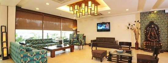 Hotel Clark Heights: Lobby