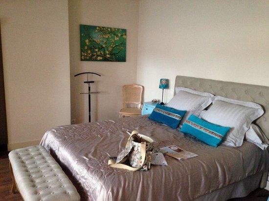 Villa Saint Genes : Beautiful bedroom