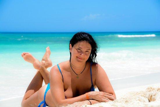 Viva Wyndham Dominicus Beach: Saona Island